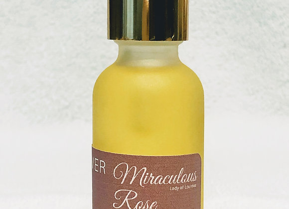 Miraculous Rose Deluxe Face & Body Oil