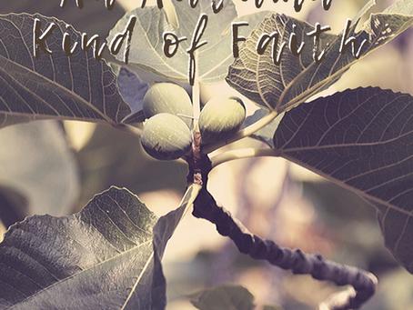 An Autumn Kind of Faith