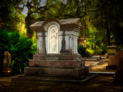 Bonaventure Cemetery Savannah-5195 Grimm