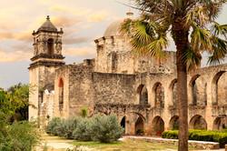 San Antonio Jose Mission-8882 Color