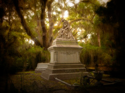 Bonaventure Cemetery Savannah-5209 Theus