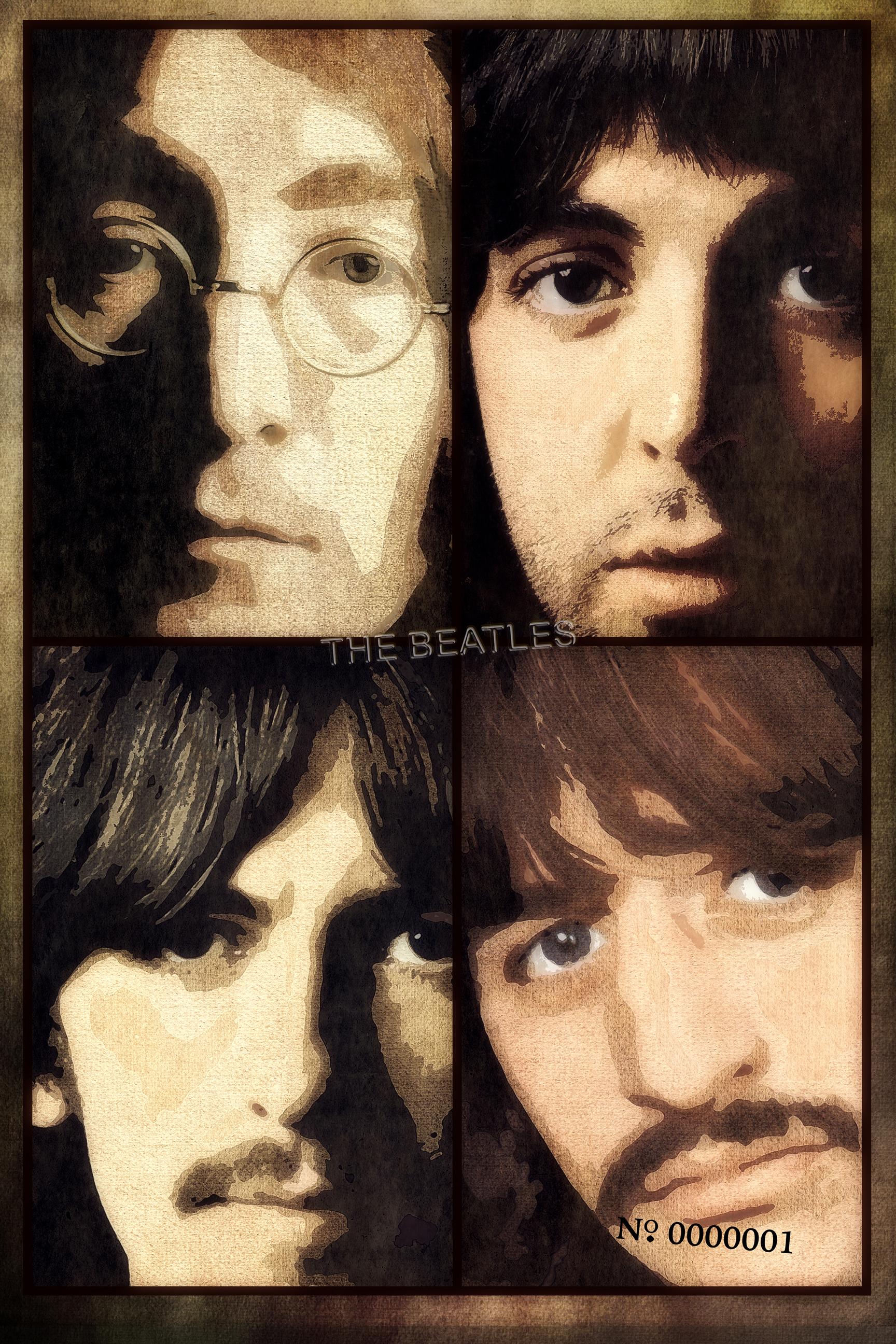 Beatles White Album