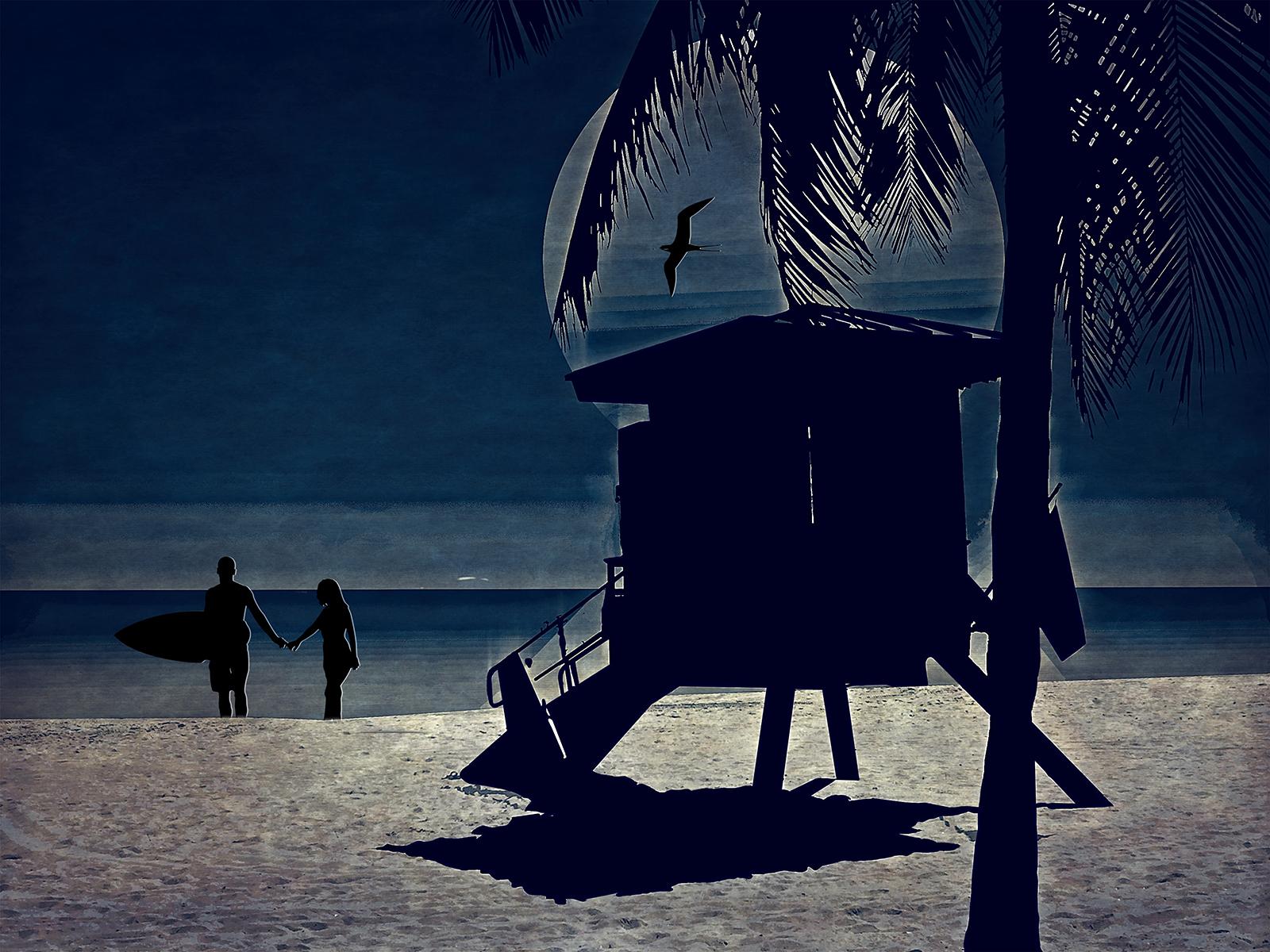 0569 Ft Lauderdale Lifeguard Hut