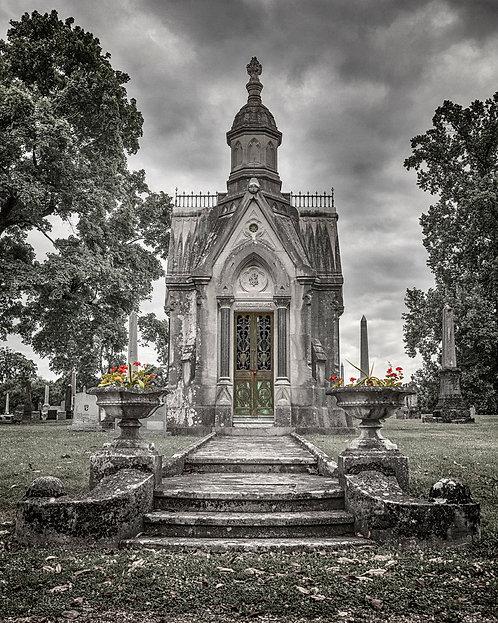 6-17-16 Mount Olieate Cemetery-6449 REV BW 1