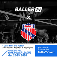 (3694) AAU Volleyball- MAPL York Power L