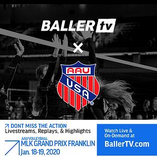 (3647) AAU Volleyball- MLK Grand Prix Fr