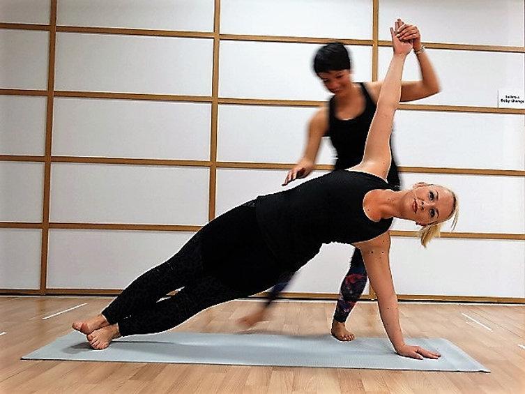 Nourish Pilates. Teaching Pilates