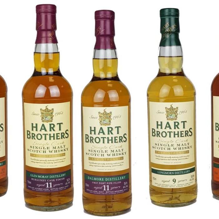 Hart Brothers Zoom tasting