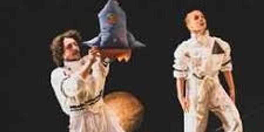 PRO DĚTI: Damúza - Já, ty, to (batolecí představení)