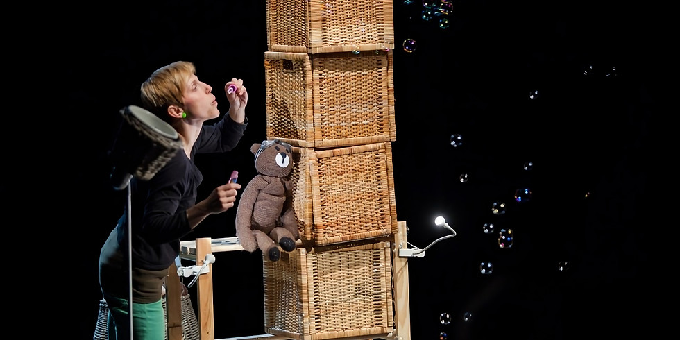 ZRUŠENO// PRO DĚTI: Divadlo na Háčku: Jarní Medvědiny