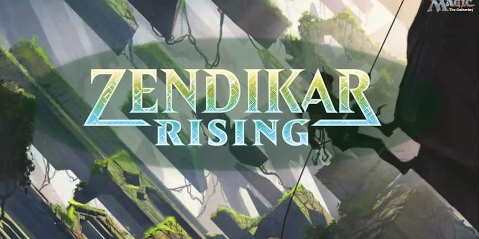 M:tG DRAFT v Letce • Zendikar Rising