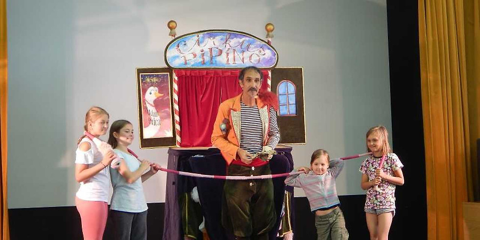 PRO DĚTI: divadlo Basta Fidli - Ptačí cirkus