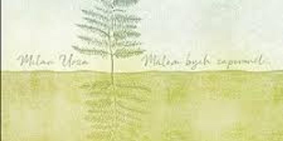 Milan Urza: křest desky Málem bych zapomněl