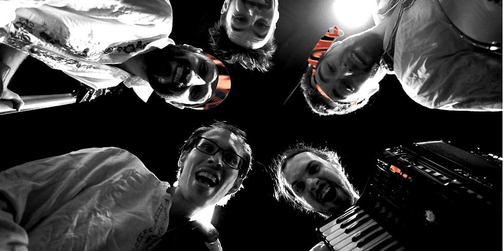 Free Balkan Quintet slaví 4. narozeniny!!!