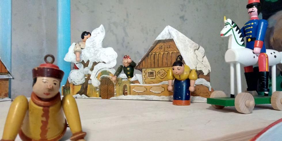 PRO DĚTI: Toy Machine - Ukradené Vánoce