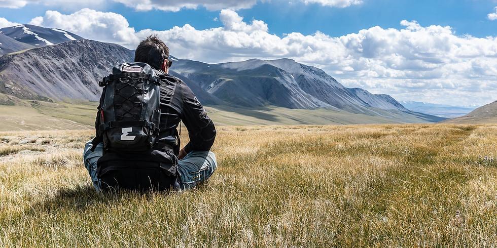 Cestovatelská přednáška: Ondra Vlk - S vesmírem za zády aneb na motorce Sibiří a Střední Asií