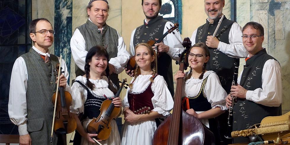 Malá česká muzika Jiřího Pospíšila
