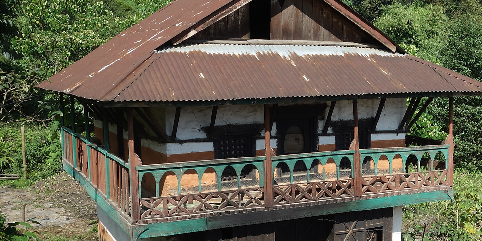 Cestovatelská přednáška: Vláďa Bergl - Nepál: Kančenženga trek