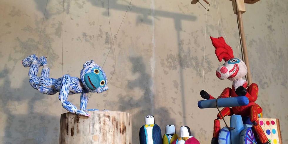 PRO DĚTI: Toy Machine - Cirkusárium