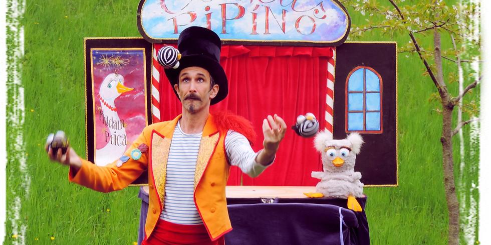 PRO DĚTI: Basta fidli - Ptačí cirkus