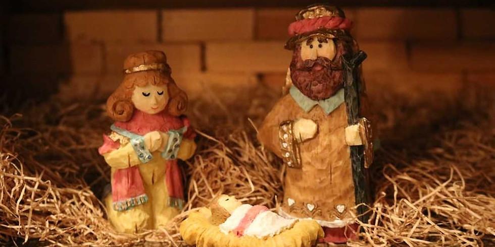 PRO DĚTI: Divadlo Na Háčku - Vánoční příběh o Ježíškovi