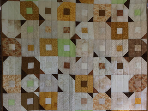Why we love our Quilting Group