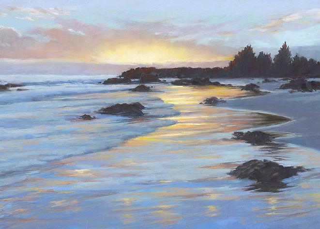 11412 Desley Stewart_Beach Sunrise_FF_We