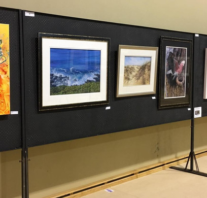 Art in The Hills Exhibition