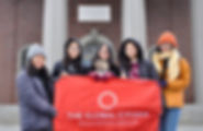 Học sinh tranh biện The Global Citizen Vietnam