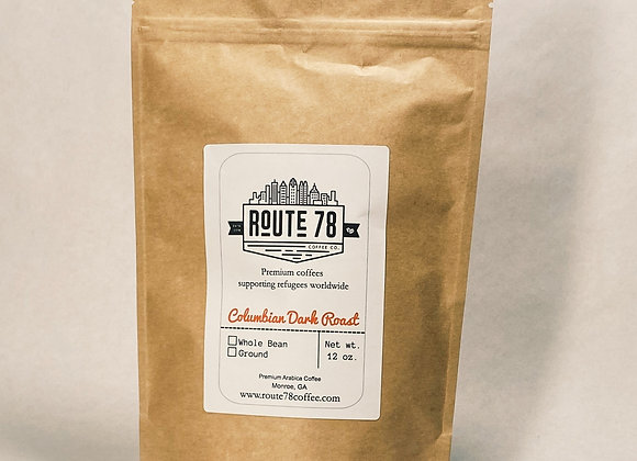 Dark Roast Colombian-12 oz.