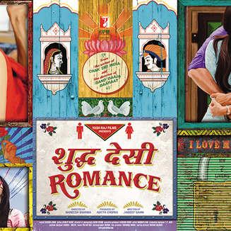 Shuddh Desi Romance - Banner