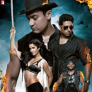 Dhoom:3 - Poster