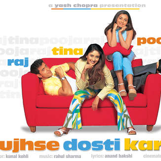 Mujhse Dosti Karoge - Banner