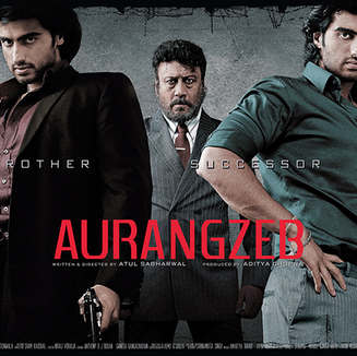Aurangzeb - Banner