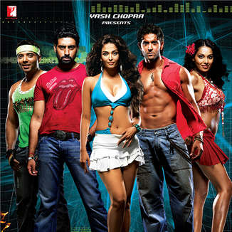 Dhoom:2 - Poster
