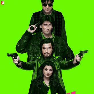 Kill Dil - Poster