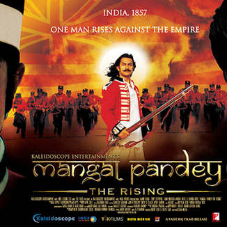 Mangal Pandey - Banner