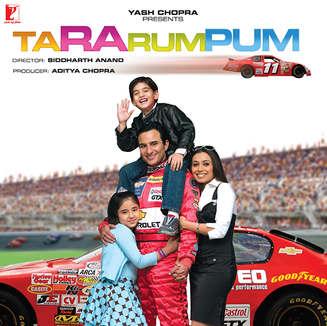 Ta Ra Rum Pum - Poster