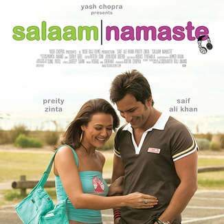 Salaam Namaste - Poster
