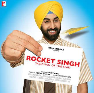 Rocket Singh - Poster