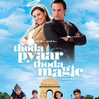 Thoda Pyaar Thoda Magic - Poster