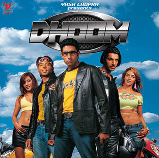 Dhoom - Poster