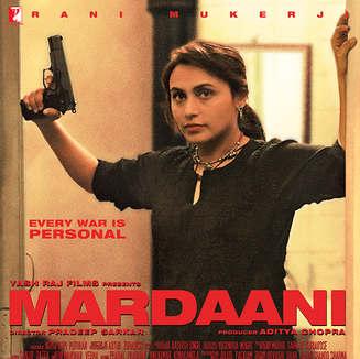 Mardaani - Poster