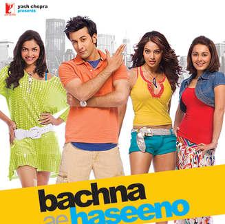 Bachna Ae Haseeno - Poster