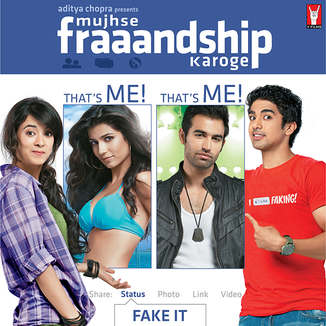 Mujhse FRAAANDSHIP Karoge - Poster