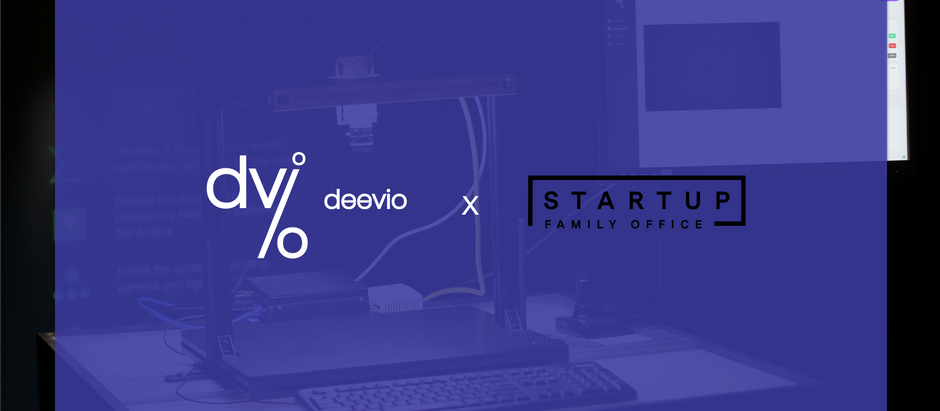 deevio erhält Investment von Startup Family Office