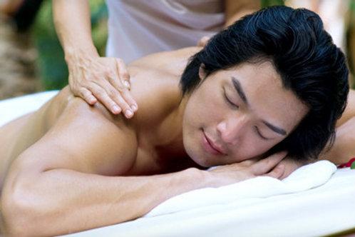 1 Hour Full Body Balancing Massage Session