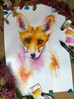 Bracken The Fox