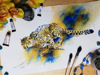 Amara The Cheetah