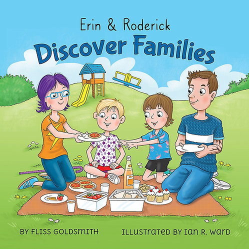 Erin & Roderick Discover Families